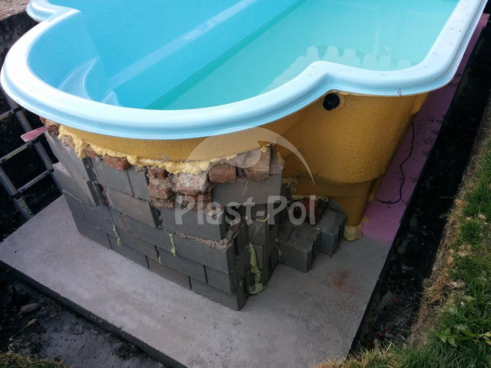 podłączenie chloratora do basenu Hayward